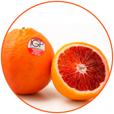 Sicilian Red Orange IGP/PGI